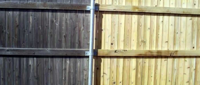 Fence Power Cleaning Services near me